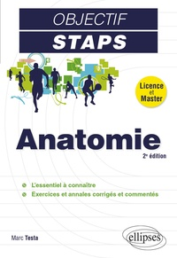 Marc Testa - Anatomie.