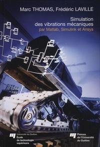 Ucareoutplacement.be Simulation des vibrations mécaniques par Matlab, Simulink et Ansys Image