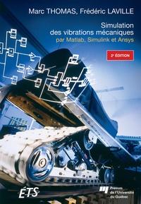 Simulation des vibrations mécaniques par Matlab, Simulink et Ansys - Marc Thomas | Showmesound.org
