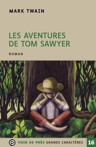 Marc Twain - Les aventures de Tom Sawyer.