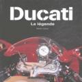 Marc Unau - Ducati - La légende.