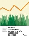 Marc-Urbain Proulx - Regards sur l'économie des collectivités autochtones du Québec.