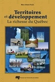 Marc-Urbain Proulx - Territoires et développement - La richesse du Québec.