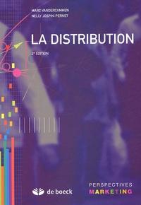 Marc Vandercammen et Nelly Jospin-Pernet - La distribution.