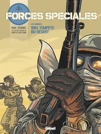 Marc Védrines - Forces Spéciales - Tome 01 - Les Origines.