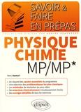 Marc Venturi - Physique chimie MP/MP*.