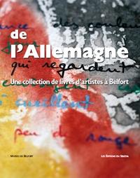 Marc Verdure et Daniel Leuwers - De l'Allemagne - Une collection de livres d'artistes à Belfort.