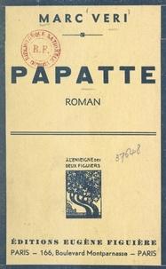 Marc Véri - Papatte.