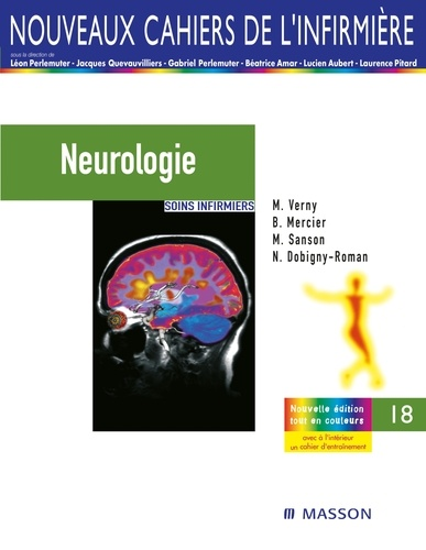 Marc Verny et Bertrand Mercier - Neurologie - Soins infirmiers.