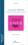 Marc Veyrat - La société i Matériel - De l'information comme matériau artistique Tome 1.