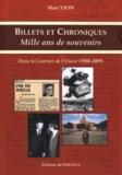 Marc Vion - Billets et Chroniques - Mille ans de souvenirs dans le Courrier de l'Ouest (1960-2009).