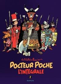 Marc Wasterlain - Docteur Poche L'intégrale Tome 2 : .