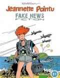 Marc Wasterlain - Jeannette Pointu Tome 21 : Fake News Fiction.