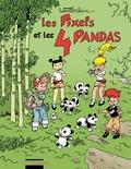 Marc Wasterlain - Les Pixels Tome 4 : Les Pixels et les 4 pandas.