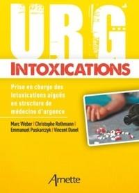 Urg intoxications - Prise en charge des intoxications aiguës en structure de médecine d'urgence.pdf