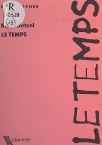 Marc Wetzel - Le temps.