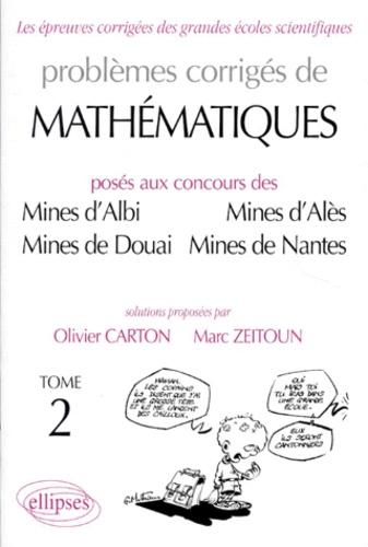 Marc Zeitoun et Olivier Carton - .