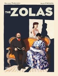 Marcaggi Méliane et Chemama Alice - The Zolas.