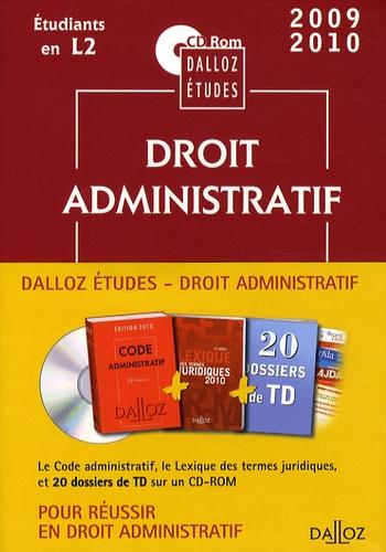 Marceau Long et Prosper Weil - Les grands arrêts de la jurisprudence administrative - Droit administratif. 1 Cédérom