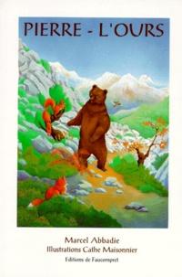 Marcel Abbadie - Pierre l'ours.