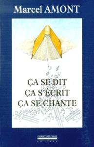 Marcel Amont - .