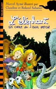 Lesmouchescestlouche.fr L'éléphant - Un conte du chat perché Image