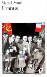 Bons livres gratuits téléchargement gratuit Uranus in French 9782070362240 CHM