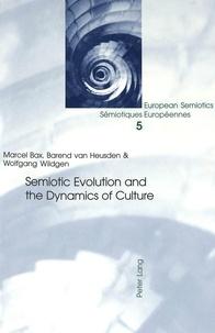 Marcel Bax et Barend Van heusden - Semiotic Evolution and the Dynamics of Culture.