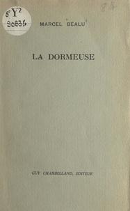 Marcel Béalu - La dormeuse.
