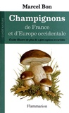 Marcel Bon - Champignons de France et d'Europe occidentale.