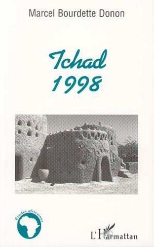 Marcel Bourdette-Donon - Tchad 1998.