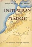 Marcel Bousser et J. Célérier - Initiation au Maroc.