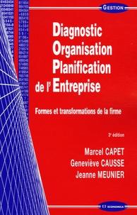 Diagnostic Organisation Planification de lEntreprise - Formes et transformations de la firme.pdf