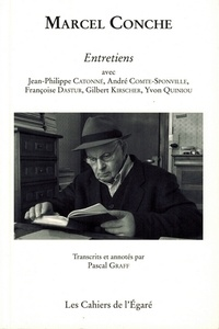 Marcel Conche - Entretiens.