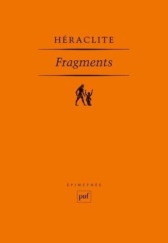 Marcel Conche - Héraclite - Fragments.