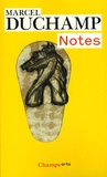 Marcel Duchamp - Notes.
