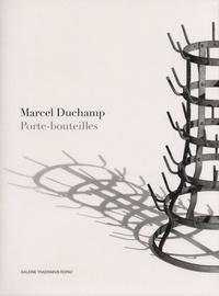 Marcel Duchamp - Porte-bouteilles.