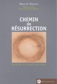 Marcel Durrer et Françoise Pête Durrer - Chemin de résurrection - Prédelle au Chemin de Croix.