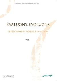 Marcel - Evaluons, évoluons : l'enseignement agricole en actions.
