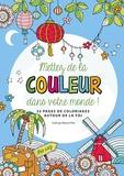 Marcel Flier - Mettez de la couleur dans votre monde ! - 32 pages de coloriages autour de la foi.