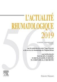 L'actualité rhumatologique - Marcel-Francis Kahn pdf epub
