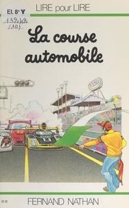 Marcel Gatine et Charles Touyarot - La course automobile.
