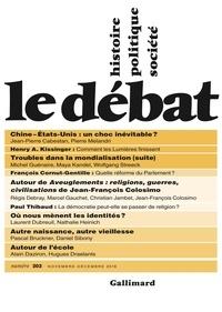 Marcel Gauchet - Le Débat N° 202, novembre-déc : .