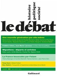 Marcel Gauchet - Le Débat N° 205, mai-août 201 : .