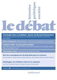 Marcel Gauchet - Le Débat N° 207, novembre-déc : .