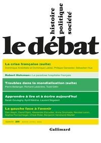 Marcel Gauchet - Le Débat N° 209 : Le Débat.