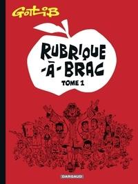 Marcel Gotlib - Rubrique-à-Brac - Tome 1.