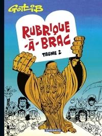 Marcel Gotlib - Rubrique-à-Brac - Tome 2.