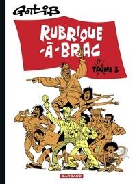 Marcel Gotlib - Rubrique-à-Brac - Tome 3.