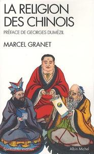 La religion des chinois - Marcel Granet |